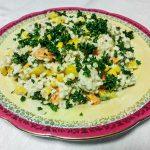 Gemuese-Hirse-Salat-mit-Kidneybohnen