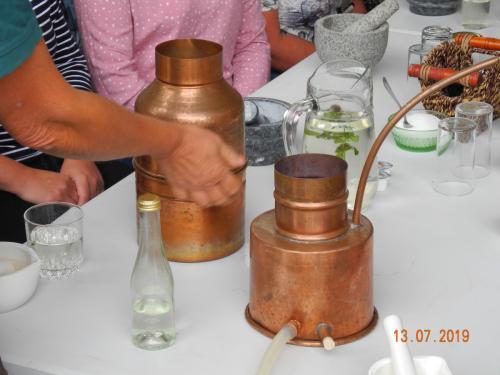 Destillierapparat
